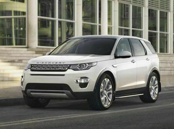 Discovery sport offer