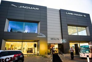 ​ALL-NEW JAGUAR LAND ROVER FACILITY OPENS IN MENLYN