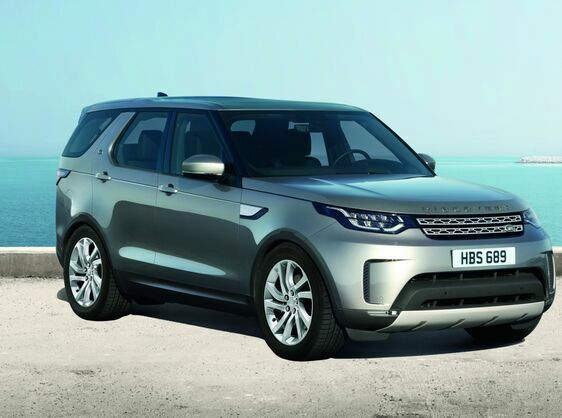 All-New Discovery 3.0 TD6 HSE Automatic PCP Representative Example