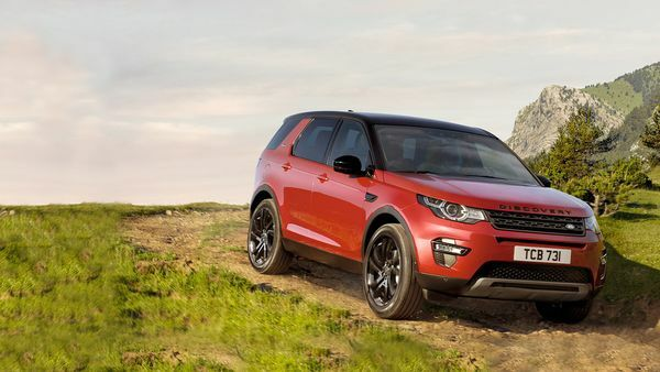 DISCOVERY SPORT 1.9% SPECIAL LOAN