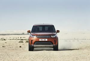 Build Your Own All-New Land Rover Discovery