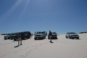 ABSA Private Banking Dune Experience proudly hosted by Land Rover Cape Town