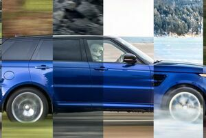 RANGE ROVER SPORT SVR: GRIPPING ACCELERATION IN ALL CONDITIONS