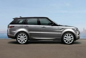 Range Rover Sport named the Best Large SUV/Crossover