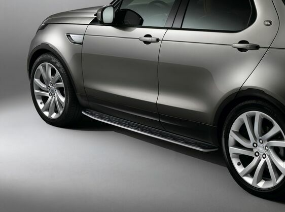 Discovery Sport accessories offer