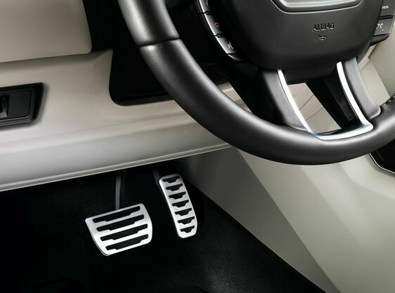 Range Rover evoque accessories offer