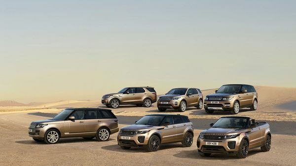 Lloyd Land Rover Kelso's exclusive offers