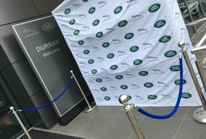 The All-New Land Rover Durban Dealership