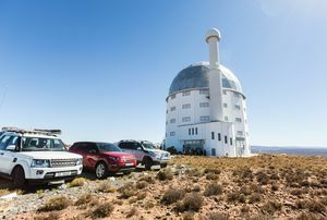 Land Rover N1 City's first Expedition to Sutherland