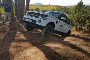 Land Rover N1 City's Premium Experience