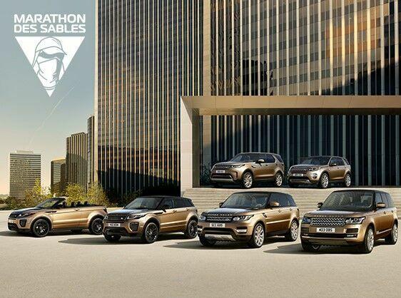 Land Rover Marathon des Sables