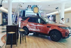Virtual Reality Meets the Land Rover Discovery