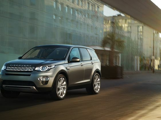 Discovery Sport - Personal Contract Purchase