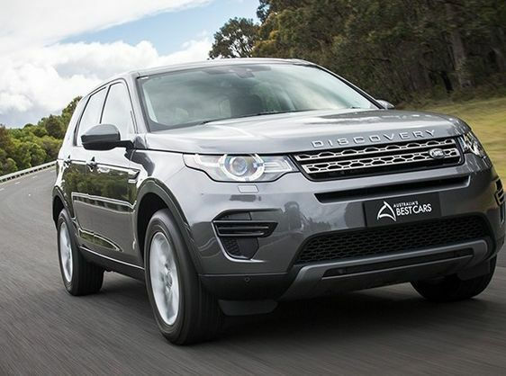 LAND ROVER DISCOVERY SPORT WINS 'AUSTRALIA'S BEST CARS' AWARD