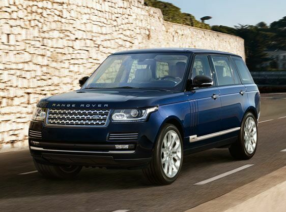 EXCLUSIVE RANGE ROVER OFFER