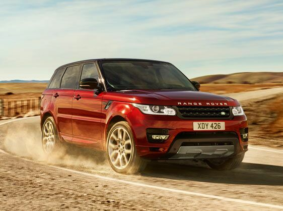 EXCLUSIVE RANGE ROVER SPORT OFFER