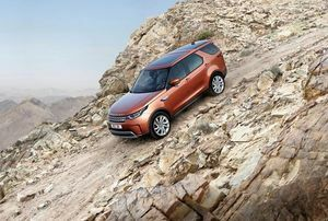 July cannot wait for the all-new Discovery, and neither can we!