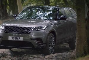 Bridging the gap with the Range Rover Velar