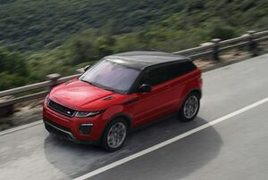 LAND ROVER APPROVED  RANGE ROVER EVOQUE限定サマーキャンペーン