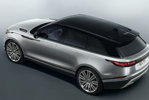 RANGE ROVER VELAR ORDER BOOKS NOW OPEN