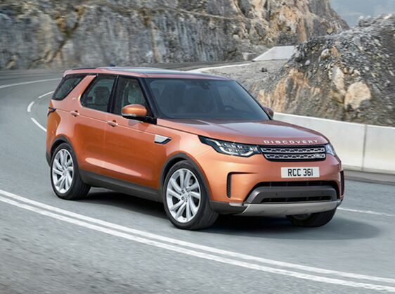 LAND ROVER OPENS BOOKINGS FOR THE ALL-NEW DISCOVERY IN INDIA STARTING AT ₹ 68.05 LAKH
