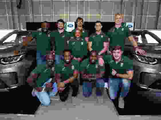 LAND ROVER BECOMES OFFICIAL PARTNER TO THE SPRINGBOKS