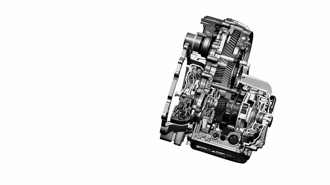 9-SPEED AUTOMATIC TRANSMISSION