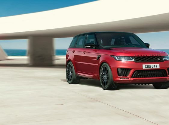 Range Rover Sport - Business Contract Hire