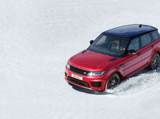 Range Rover Sport - Personal Contract Hire