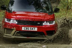 RANGE ROVER SPORT FIRST ZERO EMISSION PLUG-IN FROM LAND ROVER
