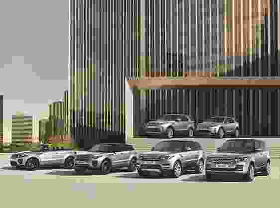 JAGUAR LAND ROVER INDIA ANNOUNCES A STRONG VOLUME GROWTH OF 45 PERCENT