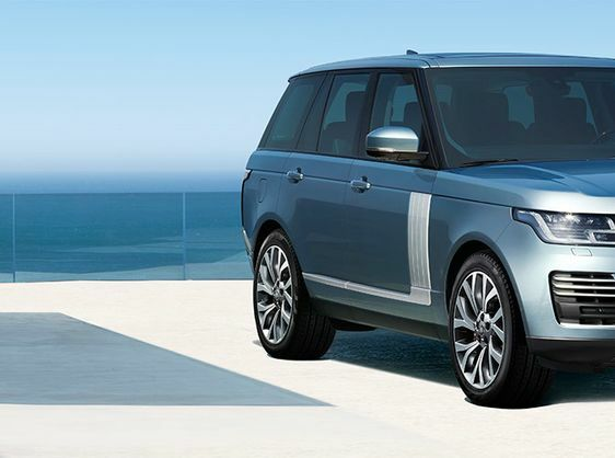 Range Rover - Personal Contract Purchase