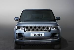NEW RANGE ROVER: SILENT LUXURY