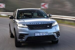 RANGE ROVER VELAR NOW IN SOUTH AFRICA