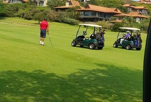 Land Rover Durban Annual Golf Day
