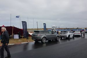 Land Rover N1 City at the Killarney Motor Show