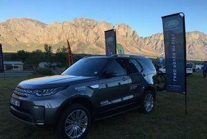 The Cape Duo Challenge with Land Rover N1 City