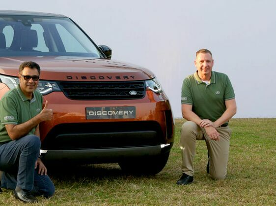 LAND ROVER LAUNCHES ITS MOST VERSATILE SUV YET- THE ALL-NEW DISCOVERY IN INDIA