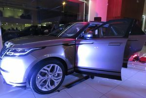 Range Rover Velar Launch