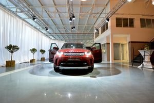 LAND ROVER POLOKWANE UNVEILS ALL-NEW DISCOVERY AT NEW PREMISES