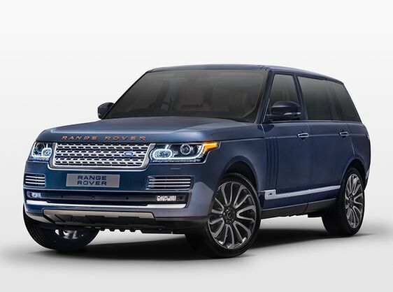 LAND ROVER IN INDIA LAUNCHES THE RANGE ROVER AUTOBIOGRAPHY BY SVO BESPOKE