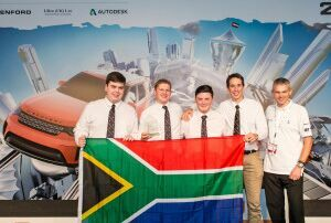SOUTH AFRICAN SCHOLARS EXCEL IN GLOBAL LAND ROVER 4X4 ENGINEERING CHALLENGE