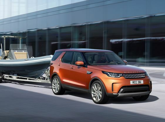 15% OFF LAND ROVER ALL-NEW DISCOVERY LIFESTYLE PACKS