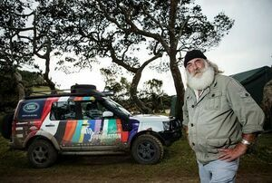 LAND ROVER BALLITO 4X4 DAY HOSTED BY KINGSLEY HOLGATE