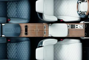 LIMITED EDITION RANGE ROVER SV COUPÉ 