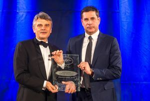 JAGUAR LAND ROVER AWARDED COMPANY OF THE YEAR