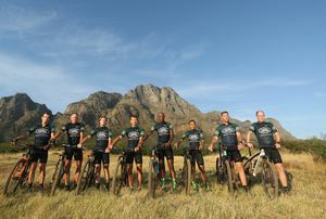 TEAM LAND ROVER READY TO CONQUER THE 2018 ABSA CAPE EPIC