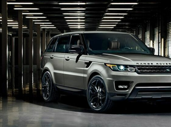RANGE ROVER SPORT SOLIHULL / MASTERPIECE