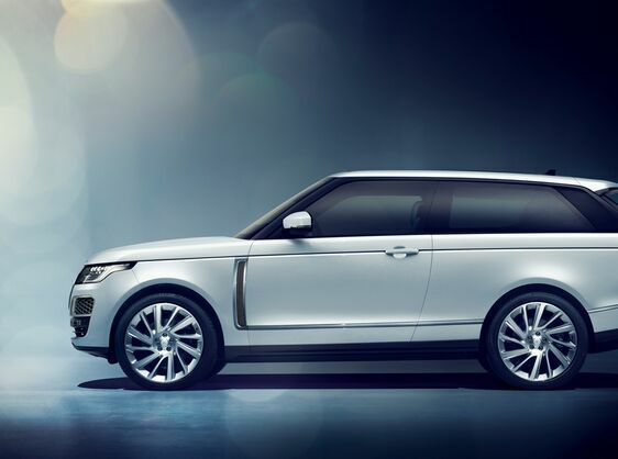 LUXURY FIRST: THE RANGE ROVER SV COUPÉ DEBUTS AT GENEVA MOTOR SHOW