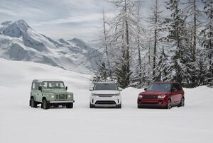 LAND ROVER ANNOUNCES 70TH ANNIVERSARY CELEBRATIONS WITH WORLD'S MOST REMOTE DEFENDER OUTLINE